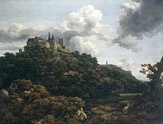 Le Château de Bentheim