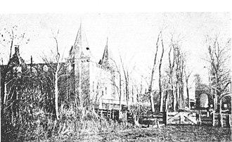 Ilpenstein Castle - Image: Ilpenstein (1622 1872)