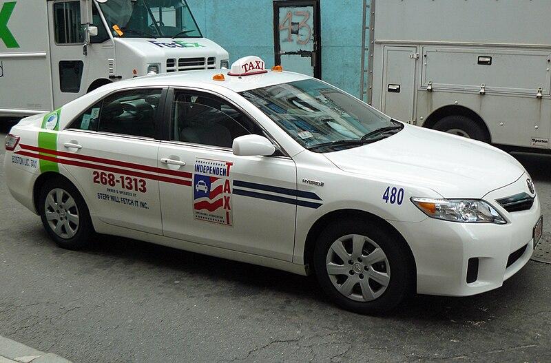 É caro pegar táxi no aeroporto de Boston