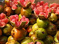 India - Koyambedu Market - Pomegranate 01 (3986294387).jpg