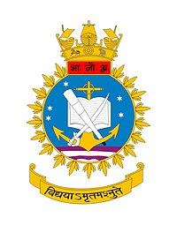 Indian Naval Academy Crest.jpg