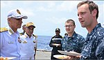 Indian Navy Vice Admiral Karambir Singh visits INS Sahyadri off the coast of Hawaii (5).jpg