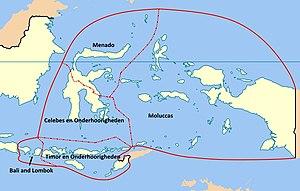 Indonesia Timur Wikipedia Bahasa Indonesia Ensiklopedia Bebas
