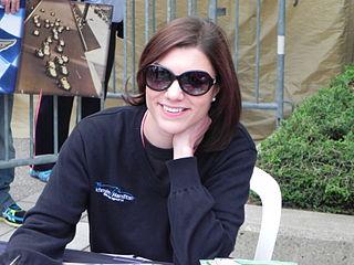 Katherine Legge British racing driver