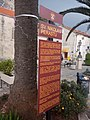 Informational sign about St. Nicolas church in Perast.jpg