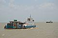 Inland RORO Cargo Ship Shapla-Shaluk 9 - River Padma - Paturia-Daulatdia - 2015-06-01 2779.JPG