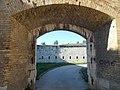 Inner Apalska Gate at Bastion V., Palatinial Line, Komárno Fortress.jpg