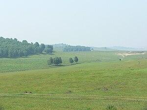 Inner Mongolia grassland (2005)