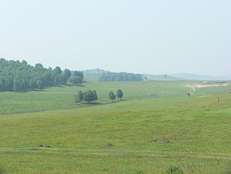 Imperial hunt of the Qing dynasty - Saihanba National Forest Park, which encompasses part of the old hunting grounds