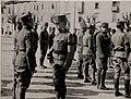 Inspizierung des 4.Tiroler Kaiserjägerregimentes durch Exzellenz Feldmarschall Conrad Freiherr von Hötzendorf am Piazza d'Armi in Trient (BildID 15736111).jpg