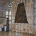 Interieur. Restaurateur Historische Binnenruimten bij de draaibok - Alkmaar - 20342252 - RCE.jpg