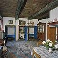 Interieur woonkamer, overzicht open bedstedewand - Schoonebeek - 20376083 - RCE.jpg
