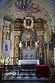 Interior of the Church of Saints Peter and Paul in Nová Ríše 10.jpg