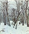 Ion Andreescu - Woods in Winter.jpg