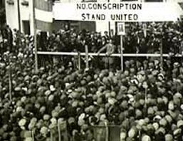 Irish Conscription 1918 John Dillon Roscommon Rally