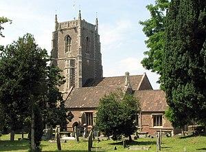 Iron Acton - Parish church of St James the Less