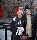 Isabelle Huppert and Brian De Palma (47364912711).jpg