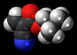 Isobutyl cyanoacrylate