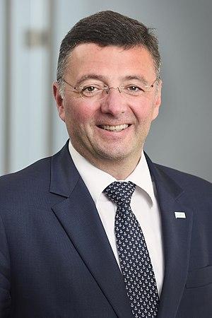 Jörg Leichtfried - Image: Jörg Leichtfried (2016)