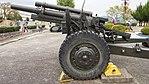 JGSDF 105mm Howitzer M2A1(Type 58 105mm Howitzer) left side view at Camp Nihonbara October 1, 2017.jpg