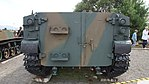 JGSDF Type 60 Armoured Personnel Carrier(No.0031M) behind view at Camp Nihonbara October 1, 2017.jpg