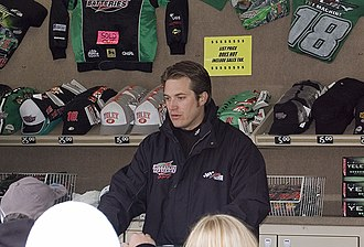 J. J. Yeley - Yeley in 2006