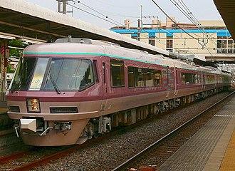 Joyful Train - Image: JRE 485 yu K30
