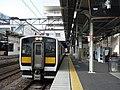JR East Kiha E132-1 at Mito Station.jpg