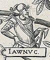 Jaŭnut. Яўнут (A. Tarasievič, 1675).jpg