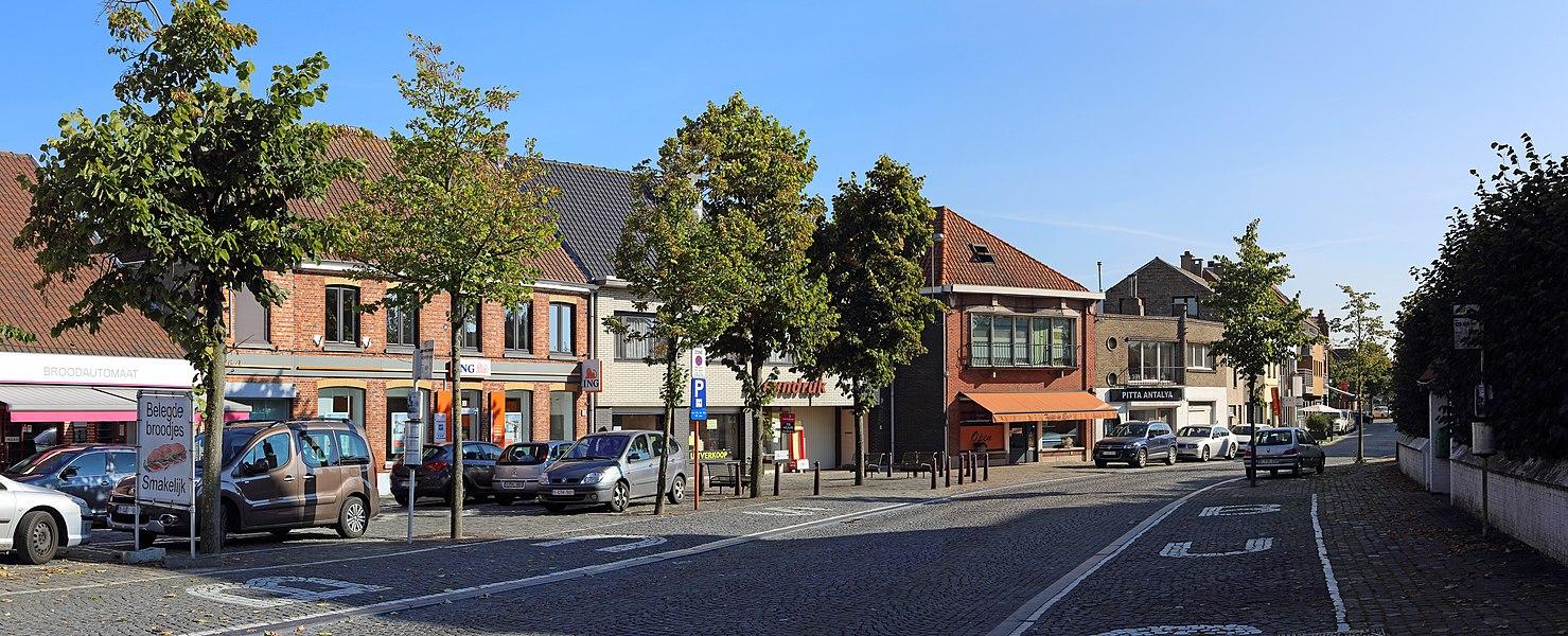 Jabbeke (Belgium): Dorpsstraat