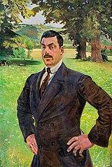 Mieczysław Gąsecki Portrait
