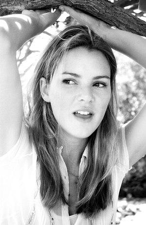 Jacinda Barrett - Barrett in 1998