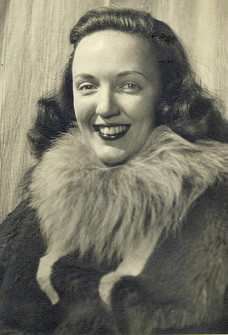 North American Newspaper Alliance - Edith Ronne was a correspondent for the NANA syndicate during the Ronne Antarctic Research Expedition (1947-1948).