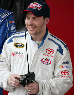 1997 FIA Formula One World Championship - Jacques Villeneuve (pictured in 2008), won the championship in only his second year of F1 participation.