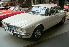 Jaguar XJ I Series II