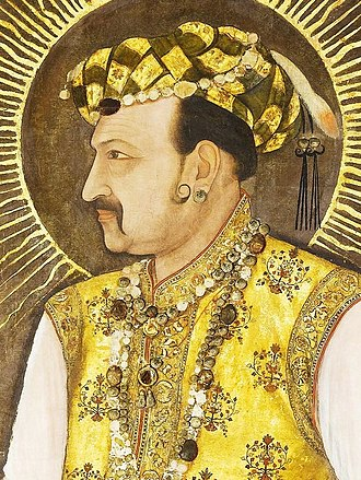 Mughal emperors - Image: Jahangir of India