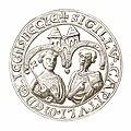 Jahrbuch MZK Band 03 - mittelalterliche Siegel Fig 16 Benediktinerstift Melk 2.jpg