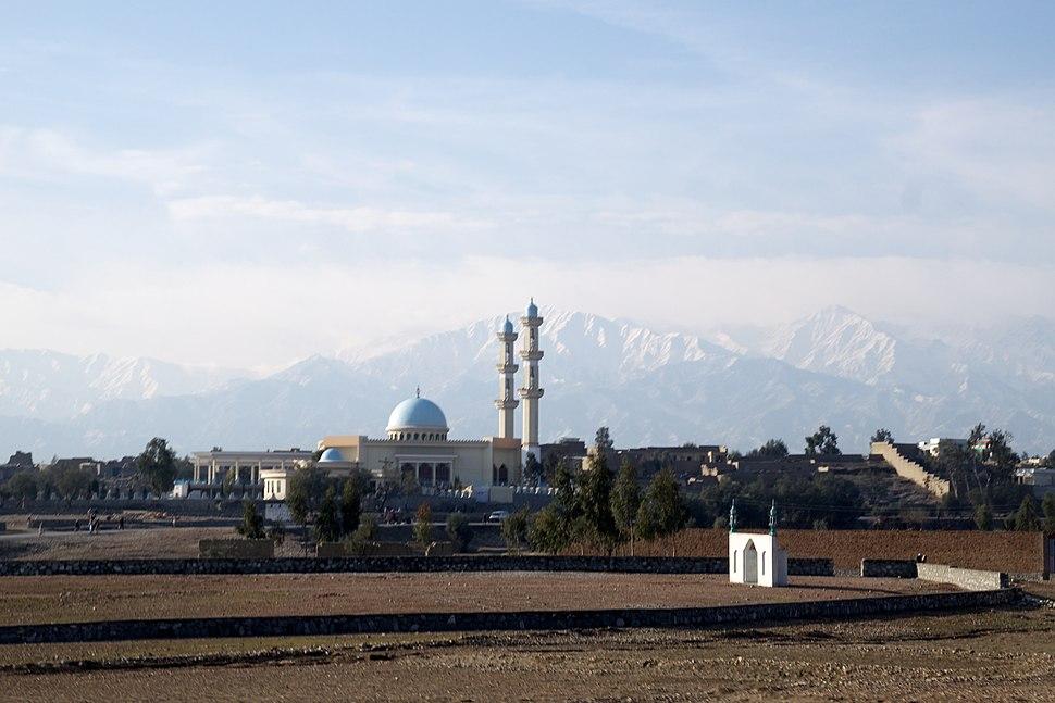 Mosque in Jalalabad