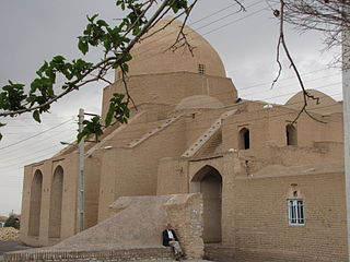 City in Isfahan, Iran