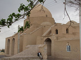 Ardestan - Jameh Mosque of Ardestan.