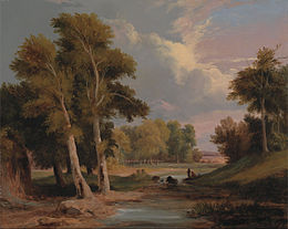 James Arthur O'Connor - A Wooded River Landscape with Fishermen - Google Art Project.jpg