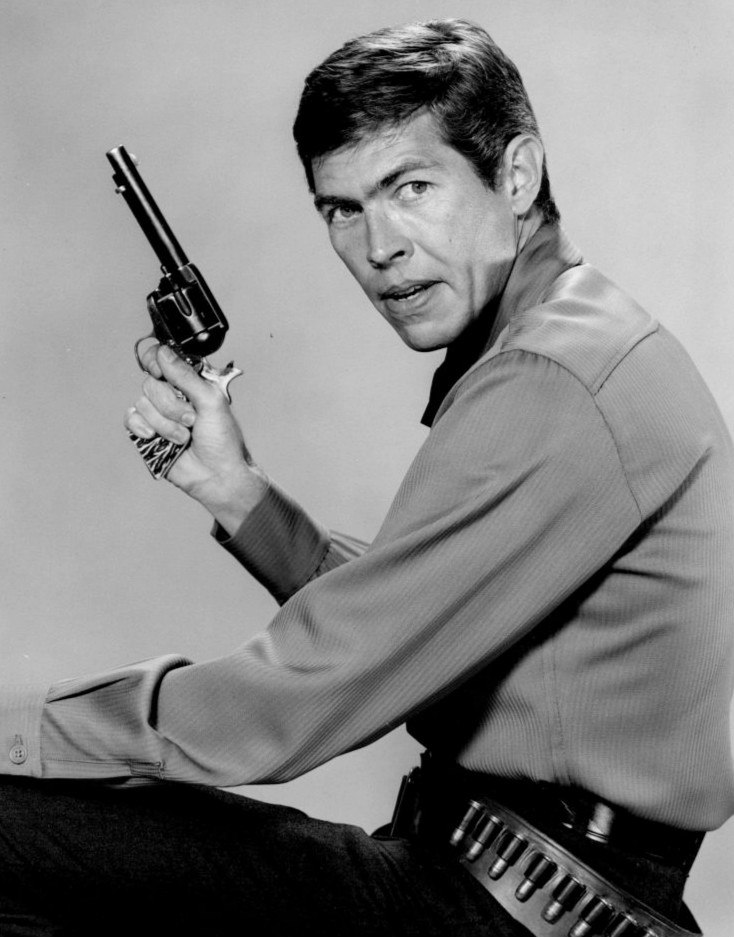 James Coburn The Californians 1959