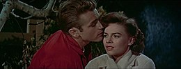 James Dean and Natalie Wood in Rebel Without a Cause trailer.jpg