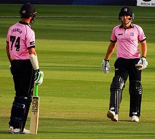 James Franklin (cricketer) New Zealand cricketer