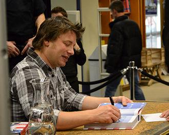 Jamie Oliver - Jamie Oliver in Toronto 2010