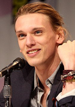 Jamie Campbell Bower WonderCon 2, 2013.jpg