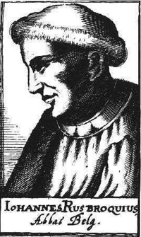 A Mediaeval Mystic: A Short Account of the Life and Writings of Blessed John Ruysbroeck, Canon Regular of Groenendael a.D. 1293-1381 (1911) Vincent Joseph Scully
