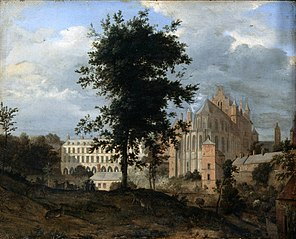 The Old Palace in Brussels