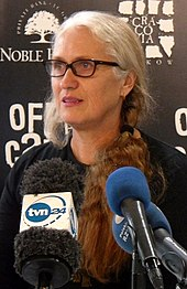 Jane Campion Krakkóban, 2010-ben