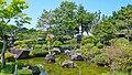 Japanese style garden in Amasagi-mura.jpg